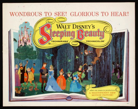 Sleeping Beauty Theater Promo