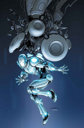 New Look At Superior Iron Man #1