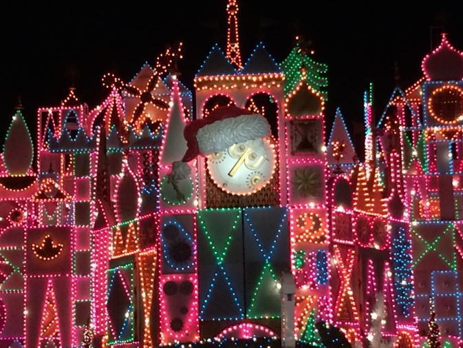 "Disneyland Resort ""it's a small world"" Lighting Ceremony"