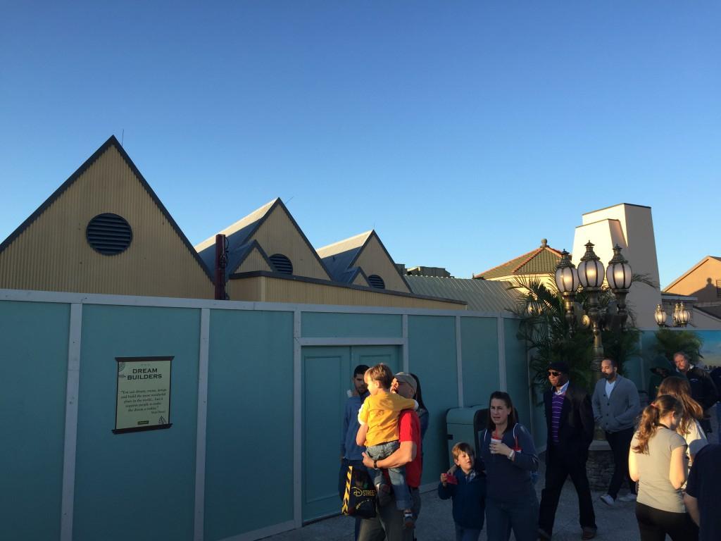 Downtown Disney Disney Springs Update Milestone First