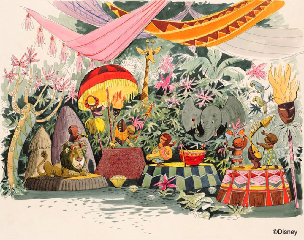 Destination D Part 2: The World's Fair