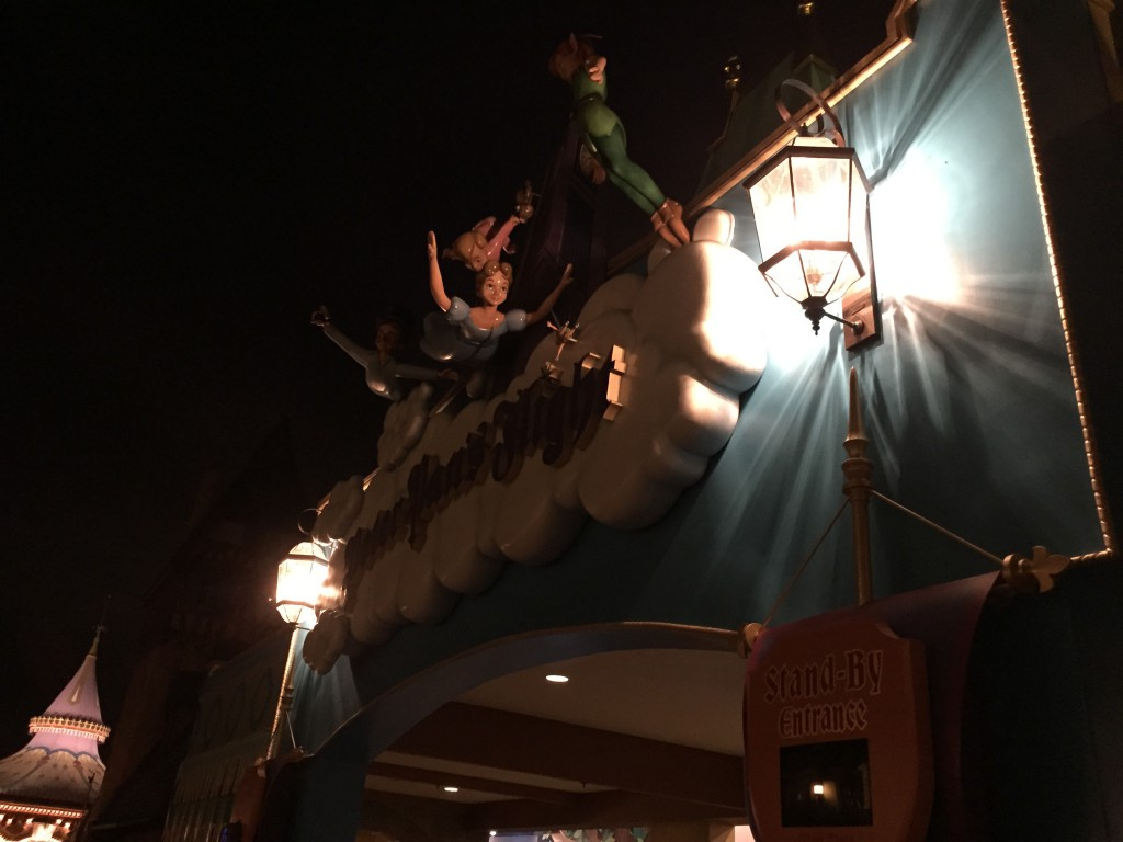 A Tour of the Darling's Nursery at Peter Pan's Flight