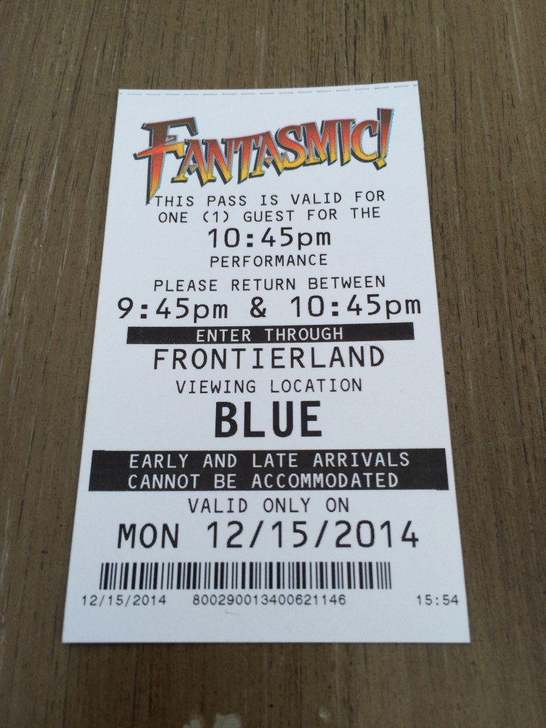 Fantasmic Fastpass Laughingplace Com