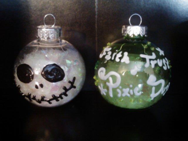 DIY Disney Ornament Tutorial