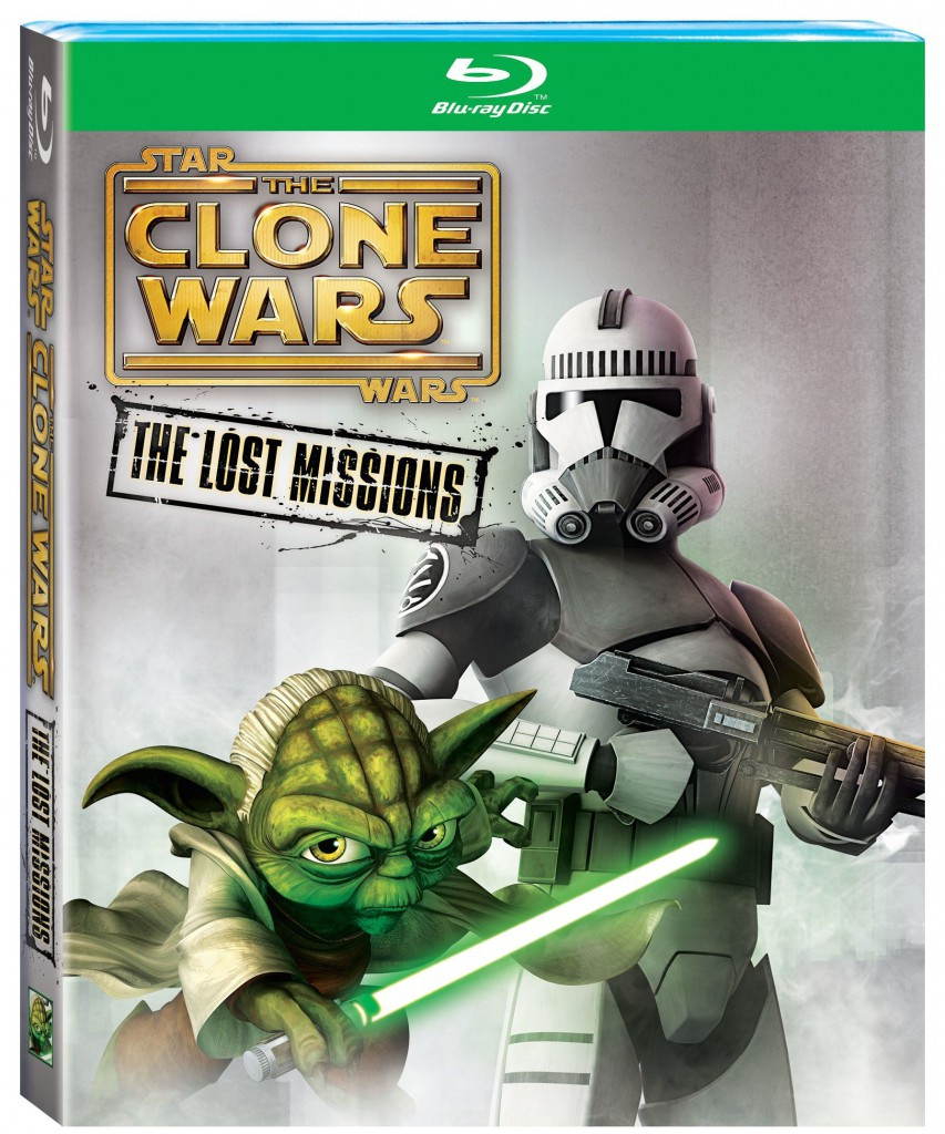 Star Wars The Clone Wars The Lost Missions Blu-Ray Review