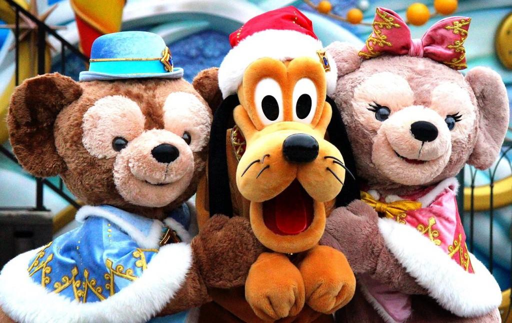Christmas 2014 at the Tokyo Disney Resort