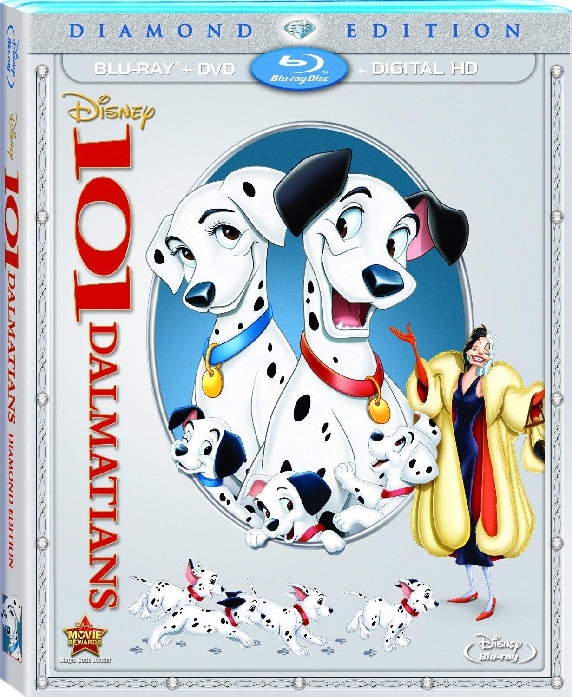 """101 Dalmatians"" Diamond Edition Blu-Ray Review"