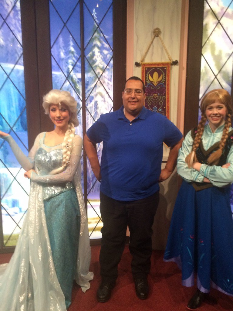 Frozen Fun At The Disneyland Resort Laughingplace