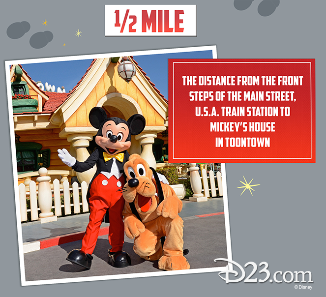 d23 shares fun facts about disneyland fitness laughingplace com