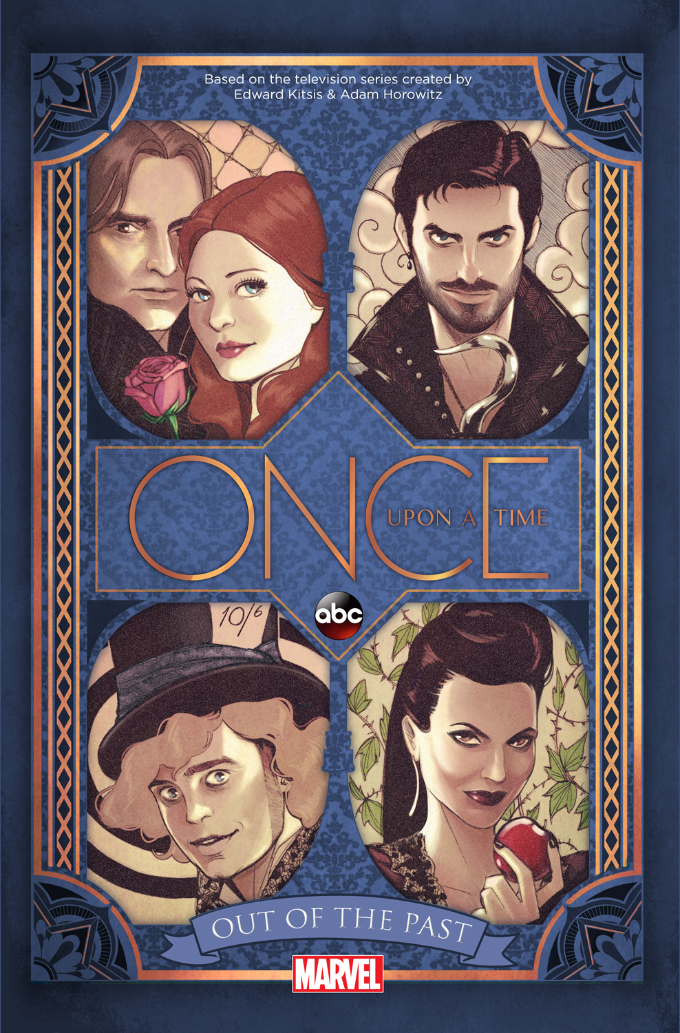 New Quot Once Upon A Time Quot Graphic Novel Announced