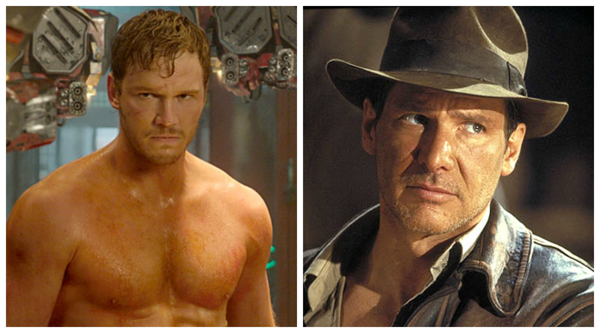 Disney Reportedly Eyeing Chris Pratt for Indiana Jones Relaunch
