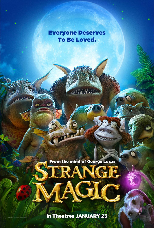 """Strange Magic"" Review"