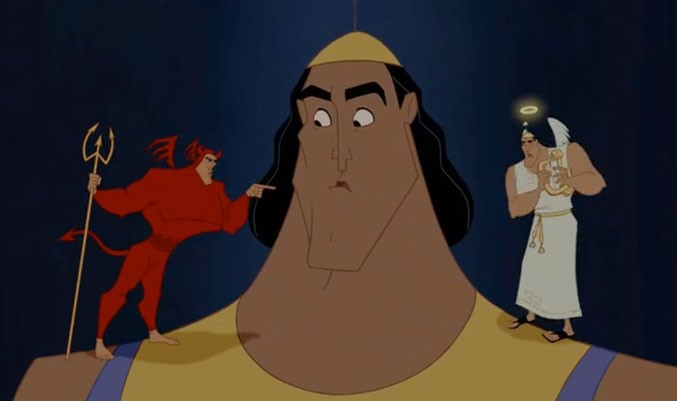 The Emperor's New Groove: An El Capitan Throwback