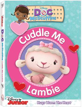 Doc McStuffins: Cuddle Me Lambie Clips
