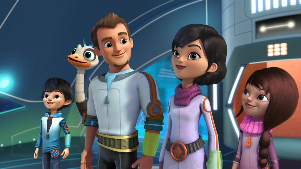 Review: Miles from Tomorrowland