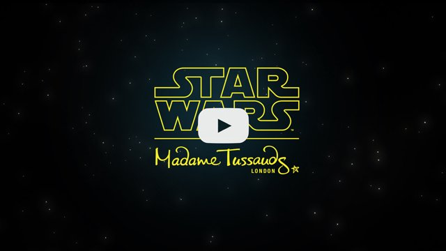 Madame Tussauds London Announce Star Wars Experience
