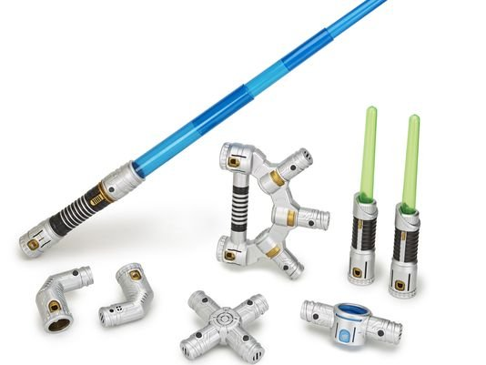 "Hasbro Launching ""Bladebuilders"" to Build Your Own Lightsaber"