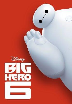 """""""Big Hero 6"""" Digital Review"""