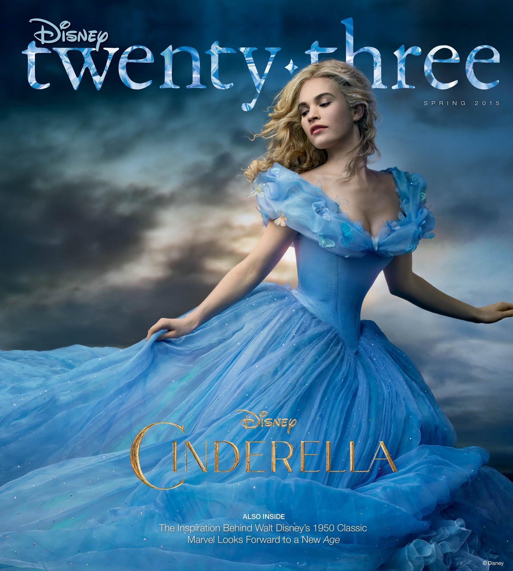 DisneyTwentyThree_02_2015_Cover