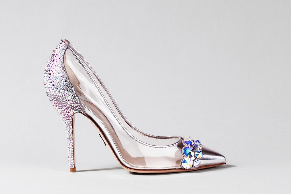 d5917c51b44c Designer Cinderella Shoes Revealed at Berlin Film Festival ...