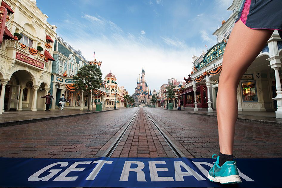 Disneyland Paris Holding Inaugural Half Marathon In 2016 Laughingplace Com