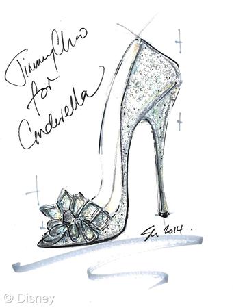 Designers Re-imagine Cinderella's Glass Slipper