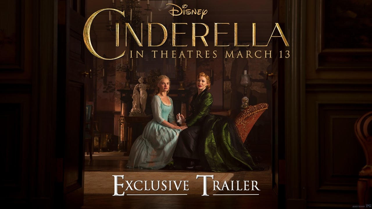 New Cinderella Trailer Released