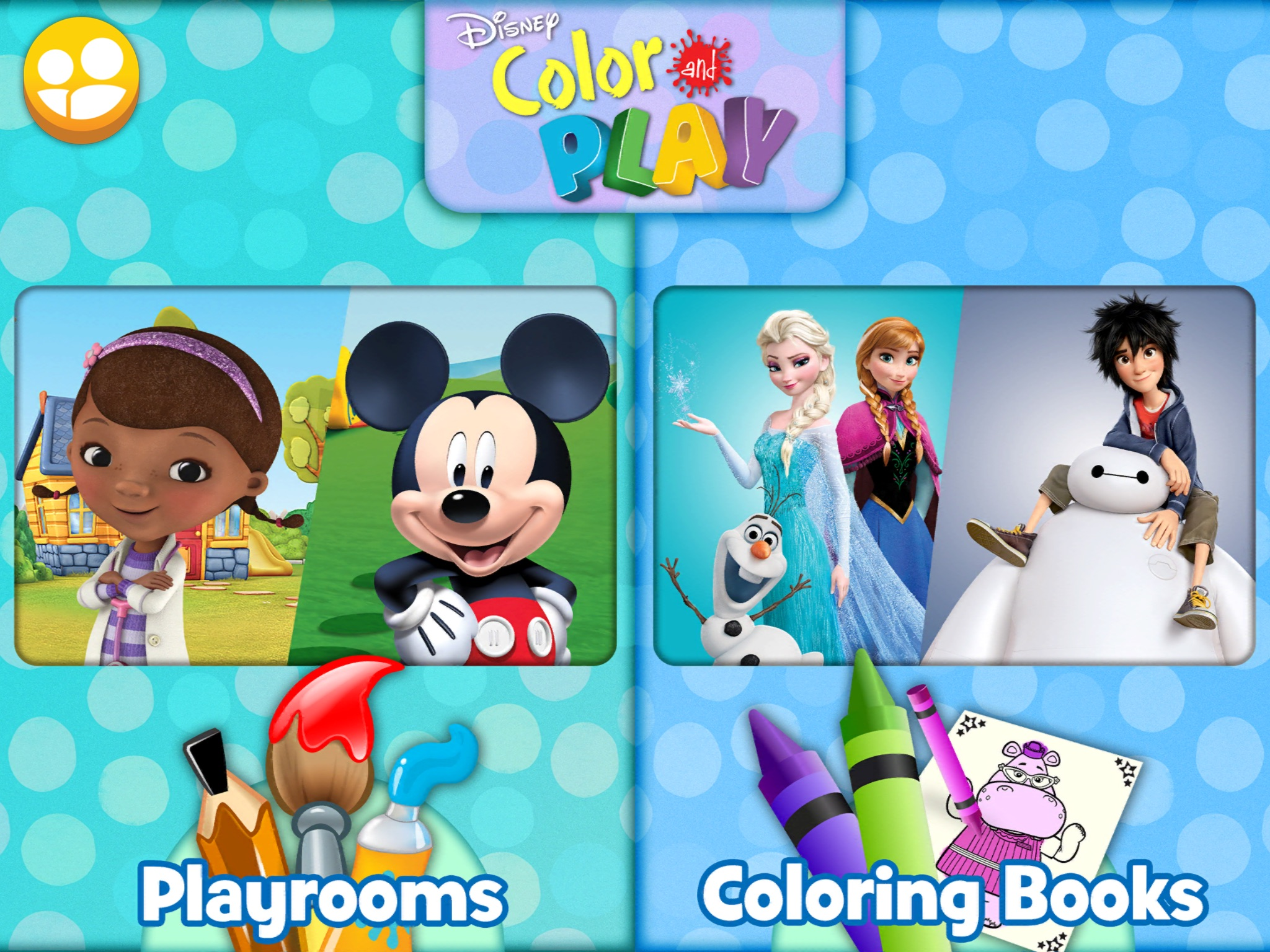 Partnering With Bendon Disney Has Released A New Color And Play App For IOS That Will Have You Look At Coloring Books In Brand Innovative Way