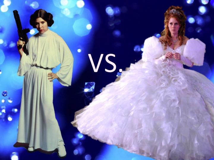 Mouse Madness Elite Eight: Princess Leia vs. Giselle