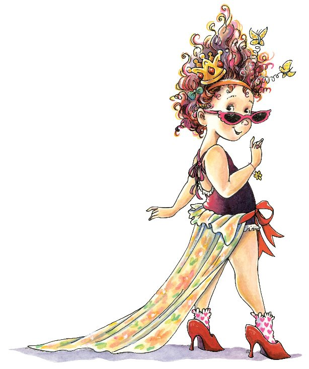 Fancy Nancy Optioned by Disney Junior for TV Movie and Series