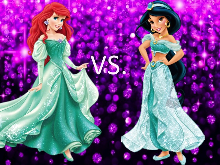 Mouse Madness Opening Round: Ariel vs Jasmine