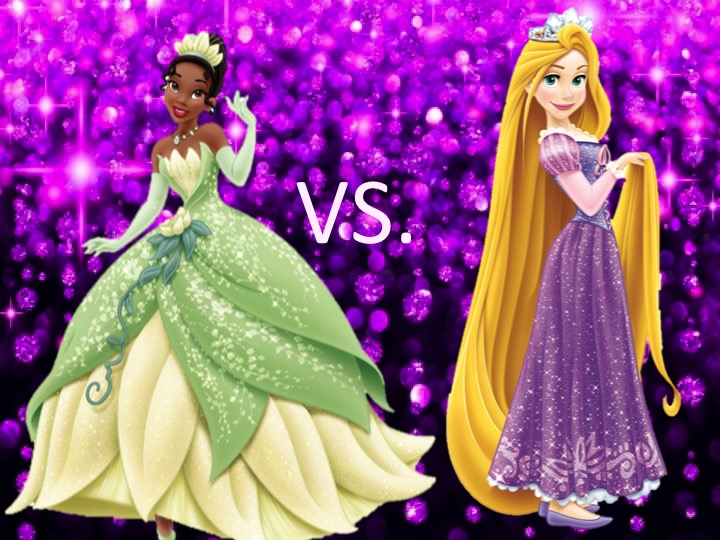 Mouse Madness Opening Round: Tiana vs Rapunzel