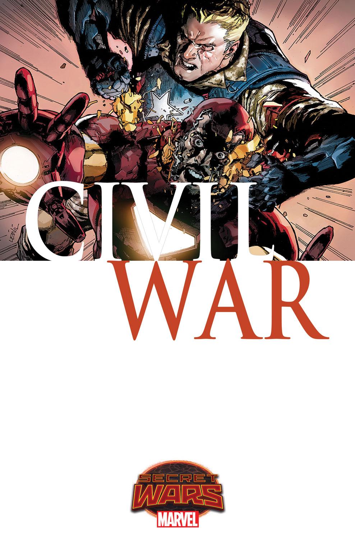 Civil War Comes to Marvel's Secret Wars