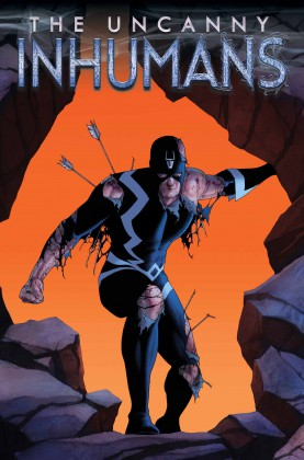 First Look at Uncanny Inhumans #0