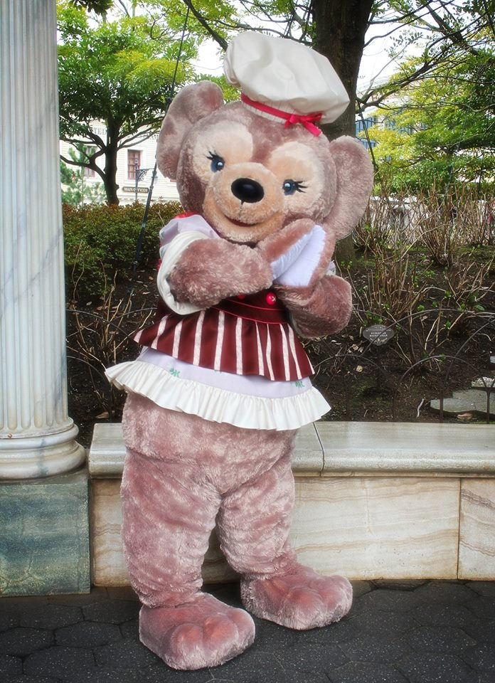 Sweet Duffy at Tokyo Disney Resort