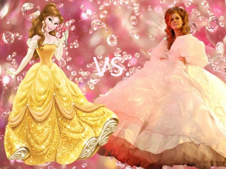 Mouse Madness Final: Belle vs. Giselle