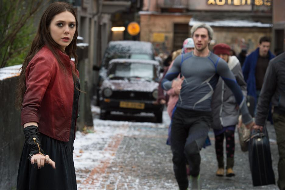 New Characters Join the Marvel Cinematic Universe with Age of Ultron