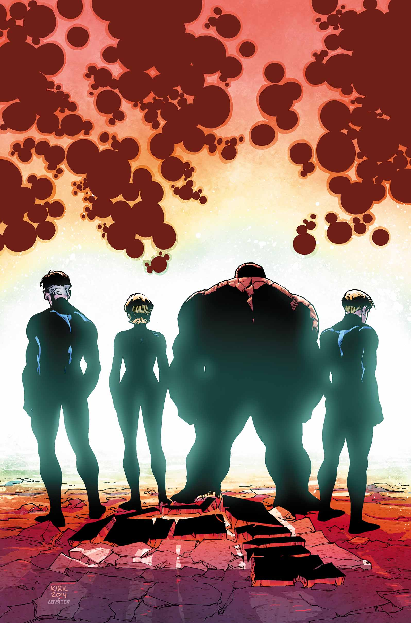 First Look at the End of The Fantastic Four