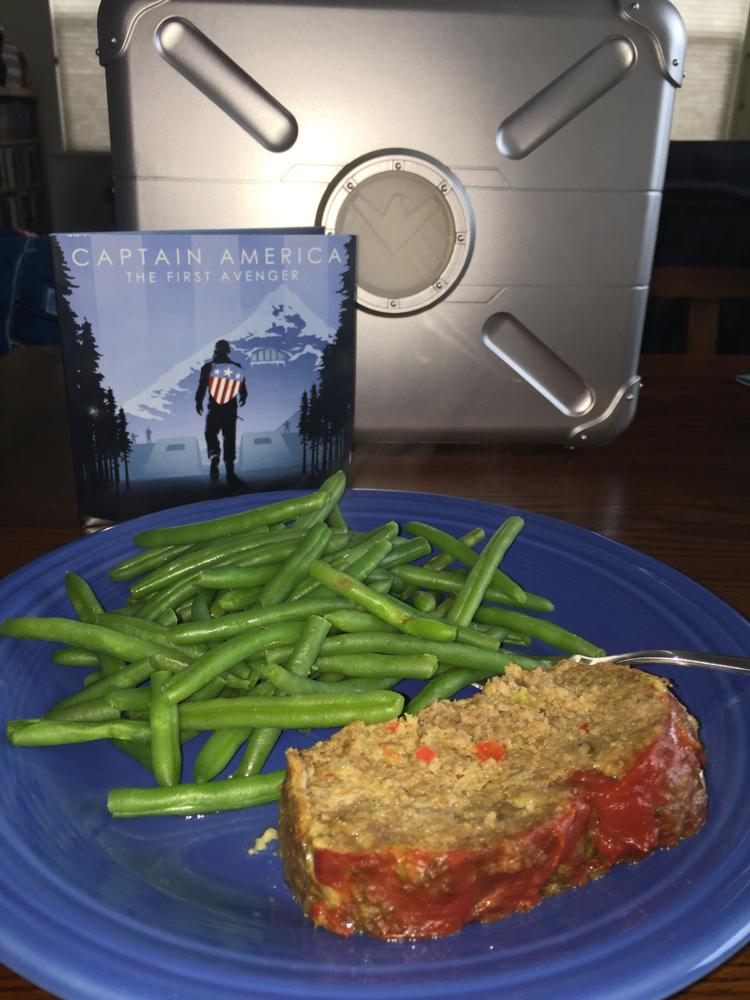 Dinner and a Disney Movie: Marvel Cinematic Universe Phase One