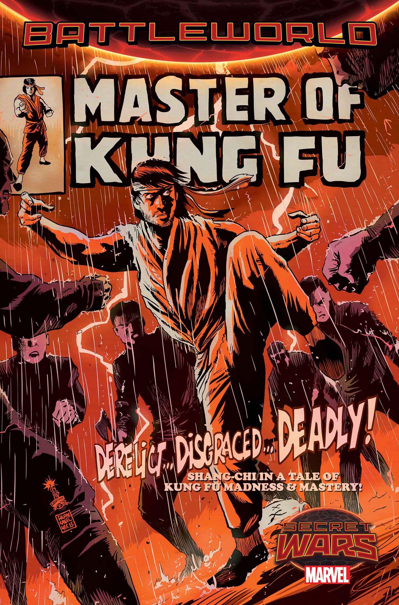 New Look at Master of Kung-Fu