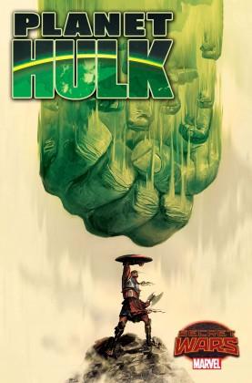 New Look at Planet Hulk
