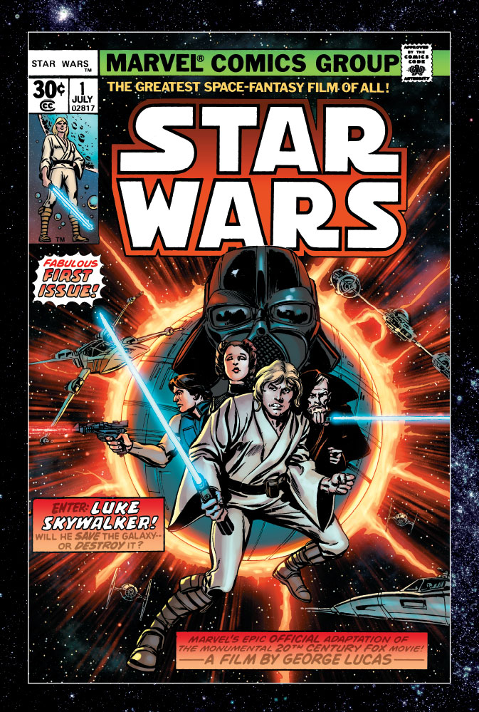 Marvel Offering Star Wars A New Hope Original Graphic Novel Laughingplace Com
