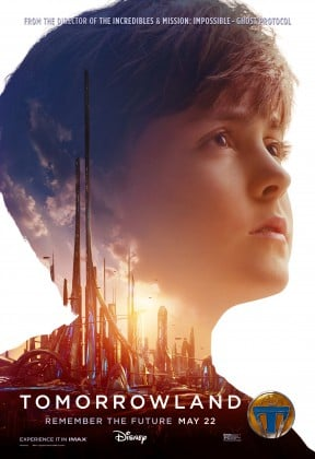 New Tomorrowland Character Posters