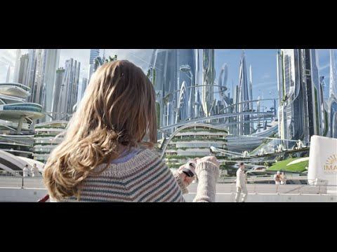 New Tomorrowland Trailer Released, IMAX Sneak Peek Announced