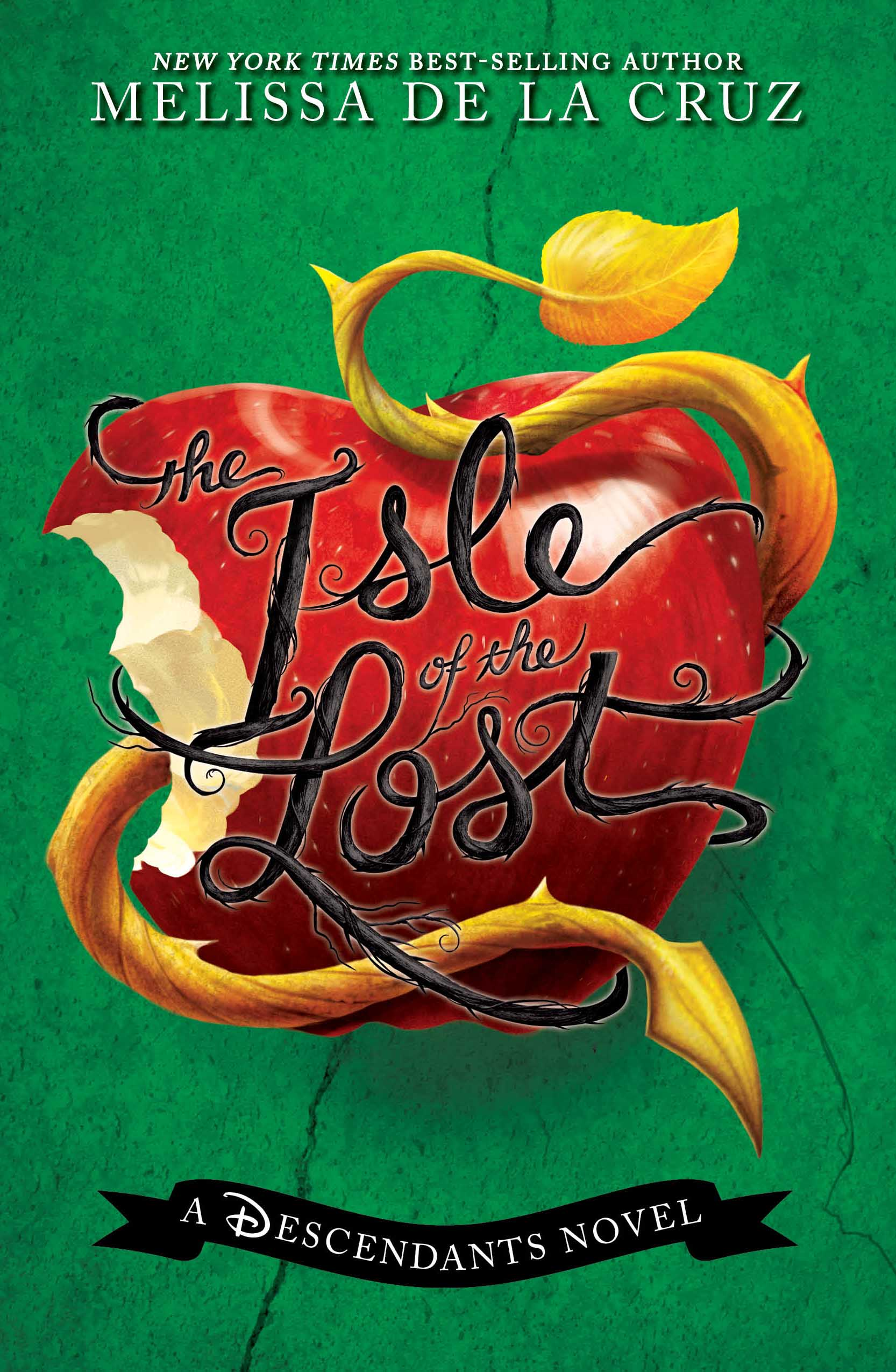 An Interview with the Author of The Isle of the Lost: A Descendants Novel