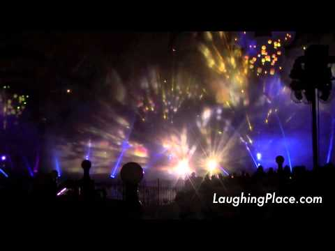 Video: World Premiere of World of Color - Celebrate