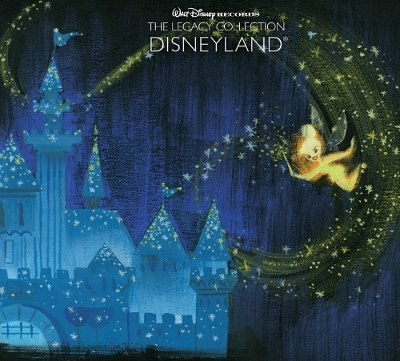 The Legacy Collection: Disneyland Soundtrack Review