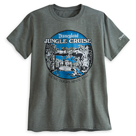 Jungle Cruise T-Shirt Available at Disney Store