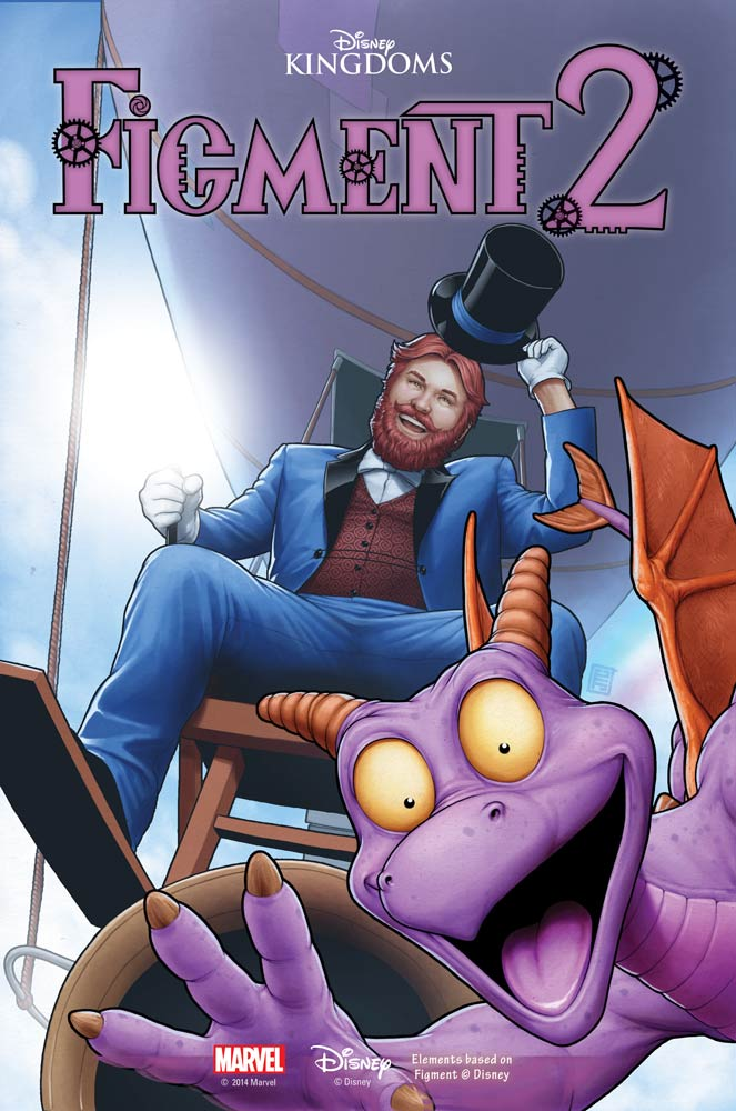 Figment 2 Comic Announced