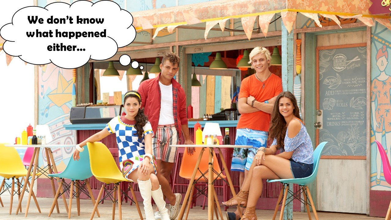 "Let's Discuss That ""Teen Beach 2"" Ending..."